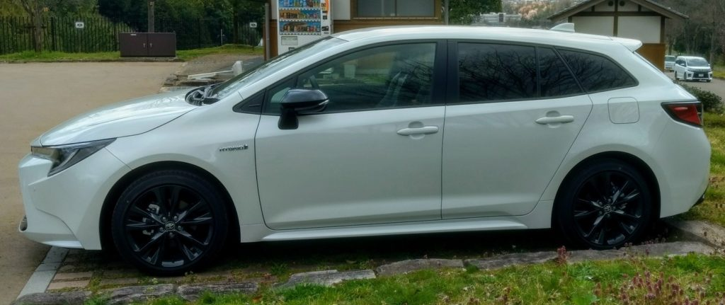 トヨタ カローラ ツーリング 外装 エクステリア