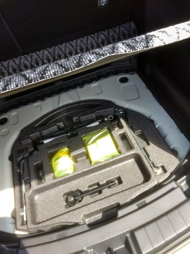トヨタ カローラ ツーリング 内装 インテリア